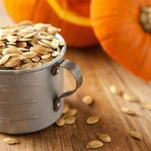 Pumpkin seeds for weight loss