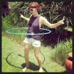 Exercises with hoop