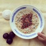 Tasty oatmeal