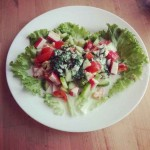 Light salad to lose weight fast for teen
