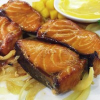 doctors diet program food list salmon
